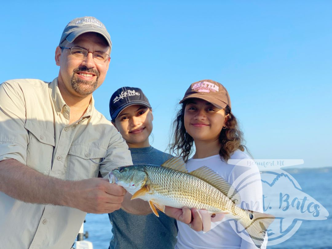 Outstanding family with a pretty incredible story, had the pleasure of introducing them to topwater fish for redfish! Safe travels!