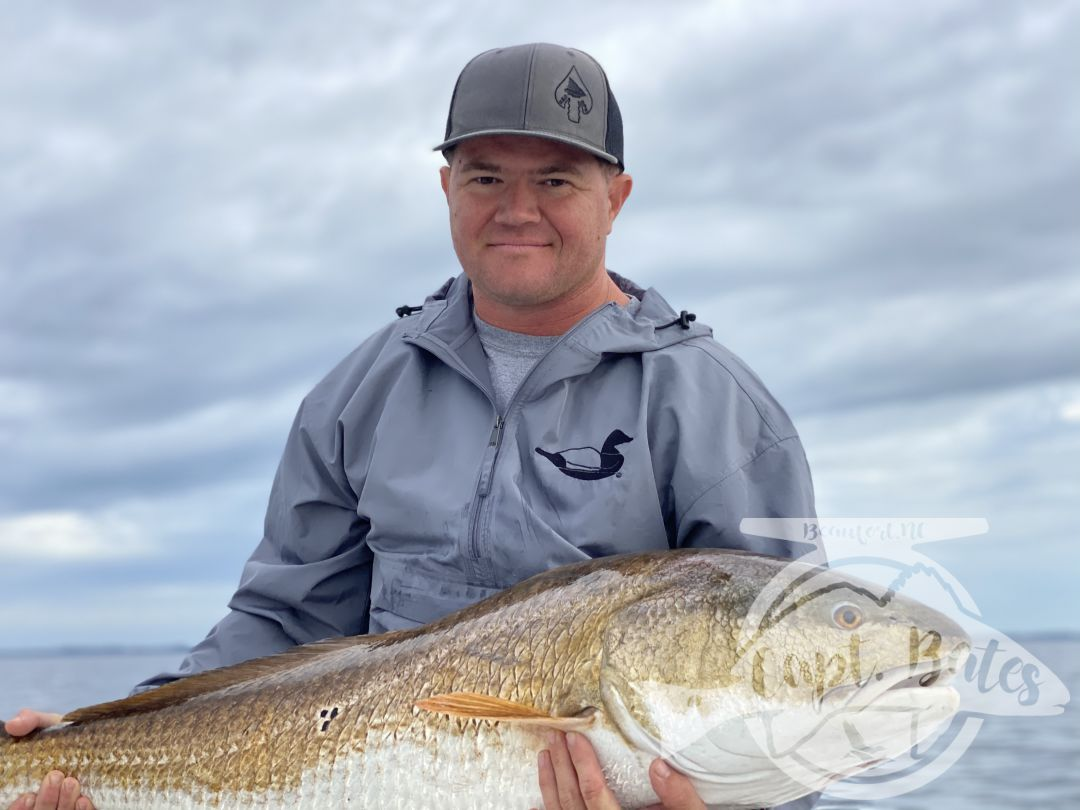 More personal best redfish records broke today!