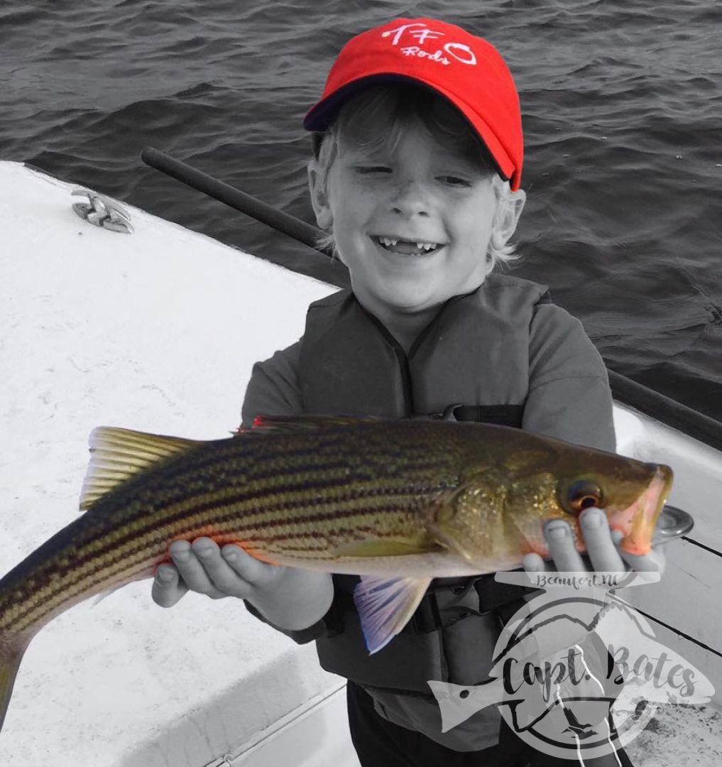 Who needs teeth, when you got topwater rockfish?!?