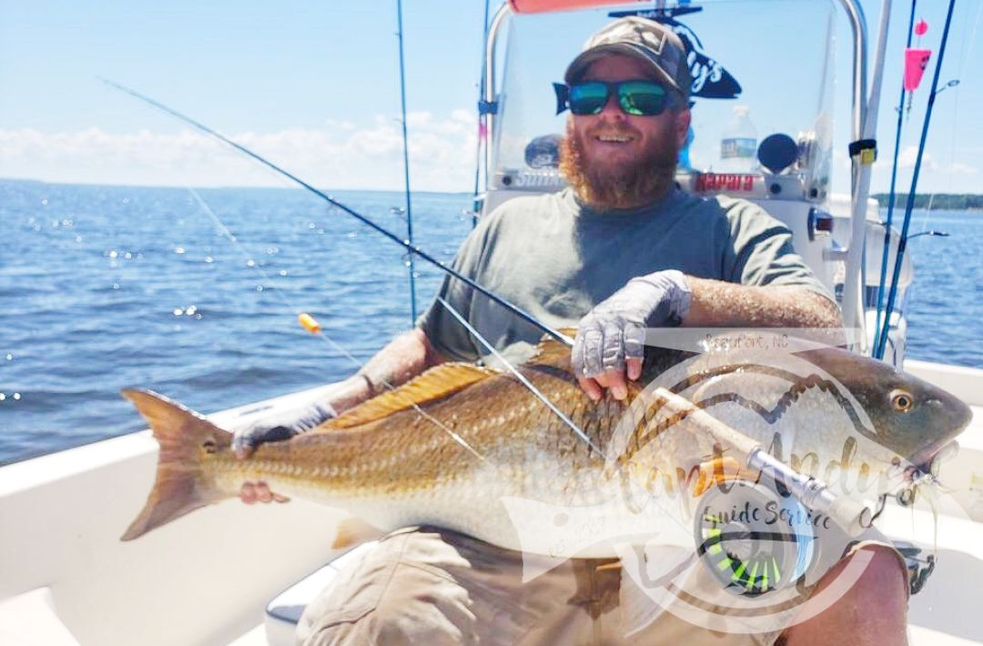 Trophy Drum Fishing Charter
